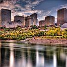 Seasons Change - Edmoton, Alberta, Canada by camfischer