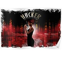 Hacker - Cover Poster