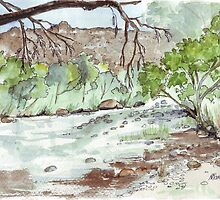 Bushveld Tranquility by Maree Clarkson