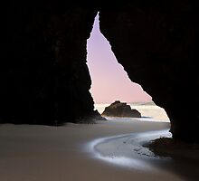 View from the Cave by Paul Judy