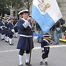 Waiting to March in the Steuben Day Parade by Patricia127