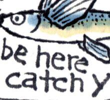 Heart Fish (v.3) Sticker