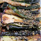 Marinated Eggplant by Janie. D