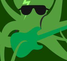 Rocktopus [GREEN] Sticker