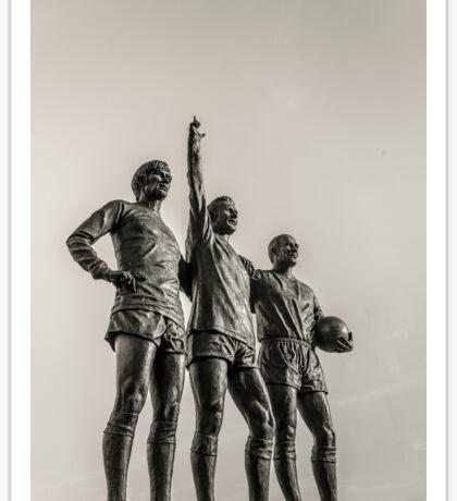 Manchester United Legends Sticker