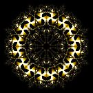 Fractal Gold by Hugh Fathers