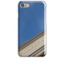 Emperor Franz Joseph Gate iPhone Case/Skin
