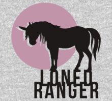 Loned Ranger by D's  Art