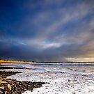 Culla Bay, Benbecula, Scotland by Daniel Webb