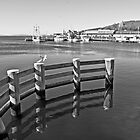Harbour Entrance - Hobart Tasmania by TonyCrehan
