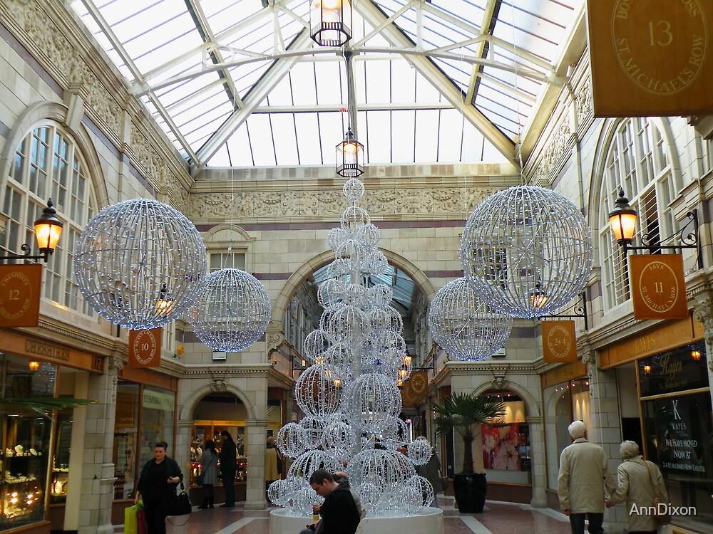 St.Michaels Arcade Chester UK by AnnDixon