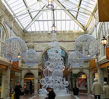 St.Michaels Arcade Chester UK by AnnDixon