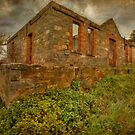 Hester Ruins #3, Bridgetown, Western Australia by Elaine Teague