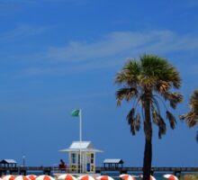 Clearwater Beach, Ahhhhhh! Sticker