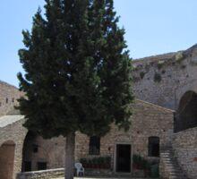 Palamidi fortress in Nafplio Sticker
