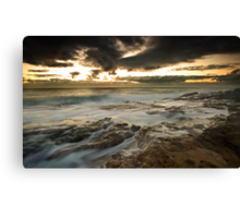 Bright Motion Canvas Print