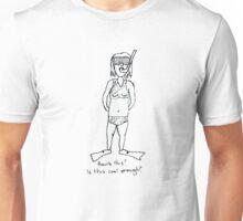 Snorkel Girl Unisex T-Shirt
