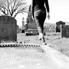 A Walk Amongst Anscestors by Jessica Tamler