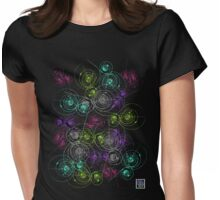 """Momentum and Energy of Elementary Particles""© Womens Fitted T-Shirt"