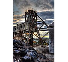 The Junction Mine Photographic Print