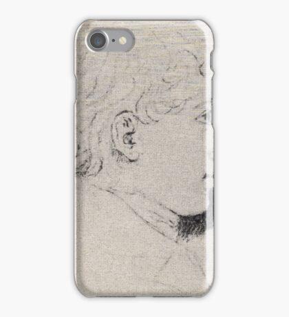 Ludwig Emil Grimm Ferdinand grimm iPhone Case/Skin