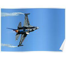 F16 Solo Poster