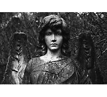 Logie Angel Photographic Print
