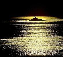Tevennec lighthouse by jean-jean