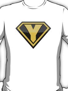 Captain Yellow shirt T-Shirt