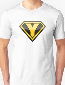 Captain Yellow shirt Unisex T-Shirt