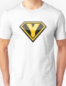Captain Yellow shirt T-Shirt