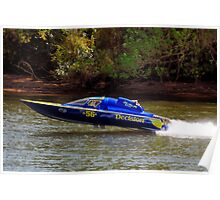 UHPBC | Power Boat Spectacular 2011 | Decision #56 Poster