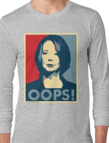 Julia OOPS Long Sleeve T-Shirt