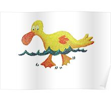 Dotty Duck Poster