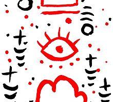 eye to the sky by HiddenStash