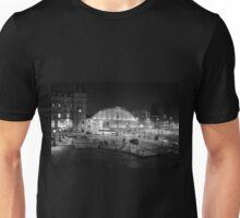 Liverpool Lime Street Night 1 Unisex T-Shirt