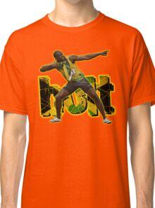 Usain Bolt Tribute #2 Classic T-Shirt