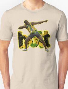 Usain Bolt Tribute #2 T-Shirt