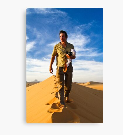 The Adventurer Canvas Print