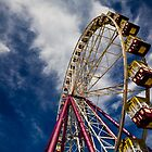 Ferris Wheel II by morealtitude