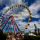 Melbourne Ferris by morealtitude