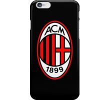 A.C. Milan iPhone Case/Skin