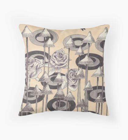 Still Dream Throw Pillow
