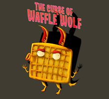 The Curse Of The Waffle Wolf! Unisex T-Shirt
