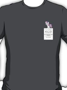 Dumb Fabric - Washing Instructions T-Shirt