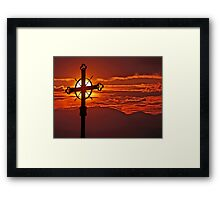 Risen Again  Framed Print