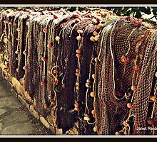 Ioannina  Fishing nets Greece by fruitcake