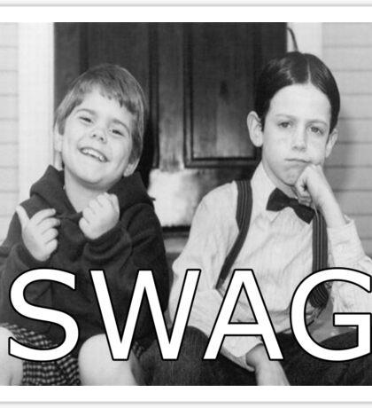 Little Rascals Swagger Sticker