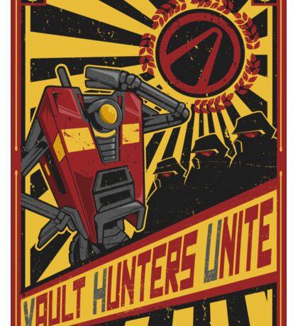 Vault Hunters Unite! Sticker