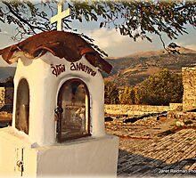 Shrine; Ioannina Greece by fruitcake
